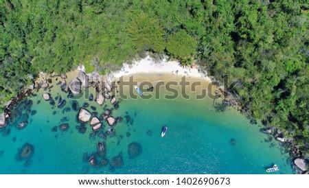 Sorceress Beach - Big Island - Angra dos Reis - Rio de Janeiro - Brazil