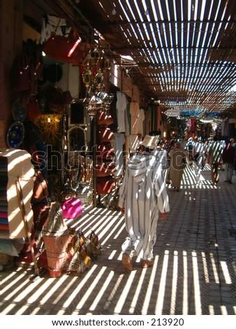 Souks, Marrakech