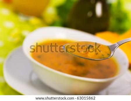 Soup of Pumpkin