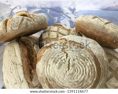 Sourdough loaf real bread artisan baking