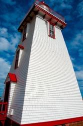 Souris Historic Lighthouse - PEI - Canada