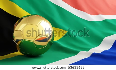 south africa gold ball