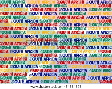 South+african+flag+colours+meaning That the white and shapes of south