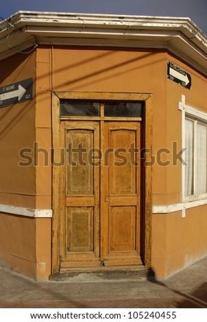 South American Door