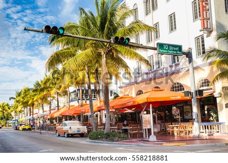 south beach miami  florida  ...