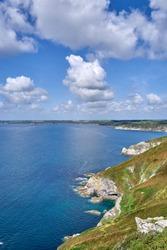 South Cornwall Coast, Cornwall, UK