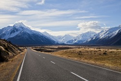 South Island road trip photo. Central Otago and Canterbury, New Zealand
