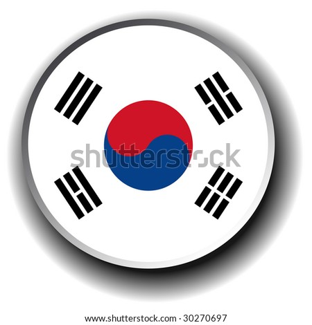 map of north korea and south korea. images house north korea flag