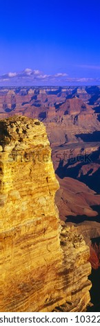 South Rim View Point, Grand Canyon, Arizona