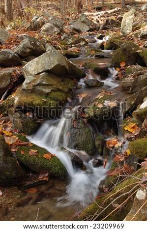 South River Falls Trail - Shenandoah National Park, Virginia