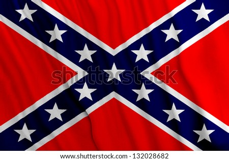 Southern flag - Battle Flag of the Confederacy