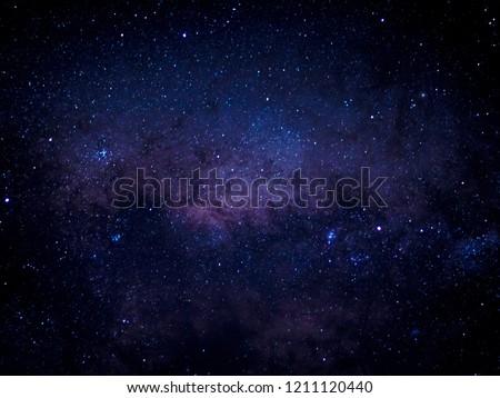 Southern Hemisphere Milky Way