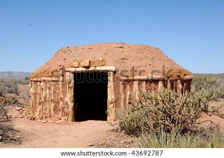 southwestern native american structure