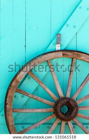 southwestern wagon wheel