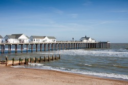 Southwold Pier, Surrey England