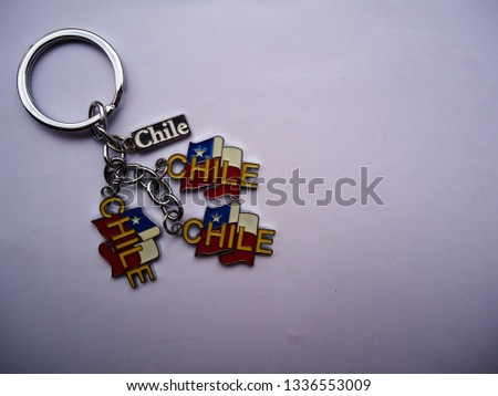 souvenir of the trip I went to Chile #1336553009