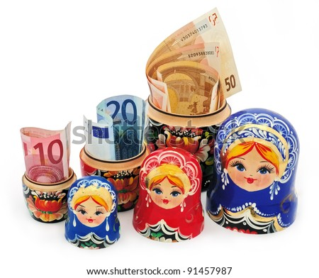souvenir piggy bank for money for the gift
