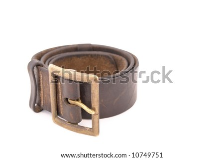 Soviet Officer Belt Soviet Standard Officer Belt
