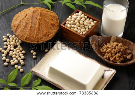 Soybean processed food