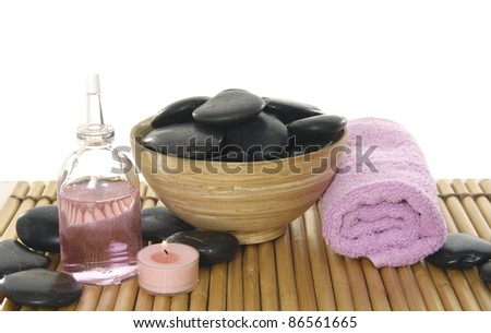 Spa and beauty treatment