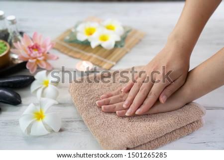 spa and hand spa,Nail spa