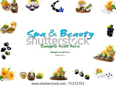 Spa & Beauty Background