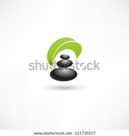 Spa concept icon