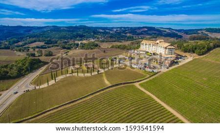 Spa of Wine - Bento Gonçalves - Production of Wine - Rio Grande Do Sul - Brazil