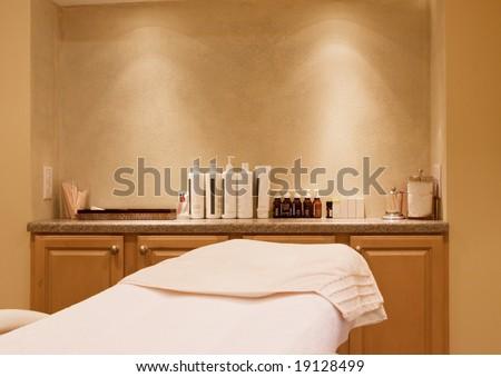 Spa Treatment Room