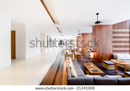 space and interior design