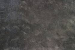 Space blank, dark gray cement wall for abstract background