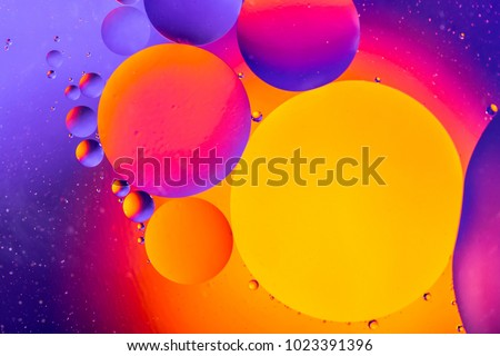 Space or planets universe cosmic abstract background. Abstract molecule atom sctructure. Macro shot of air or molecule. Abstract space background. Biology, phycics or chymistry abstract background
