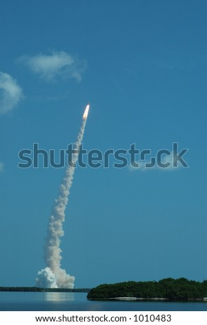 Space Shuttle STS-114 Launch