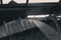 Spacecraft fall silver