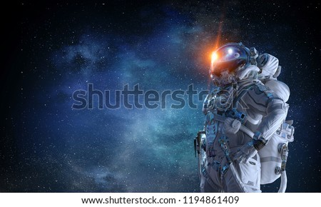 Spaceman His