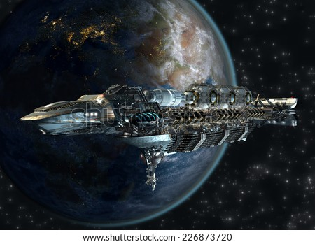 stock-photo-spaceship-fleet-leaving-earth-as-a-d-concept-for-futuristic-interstellar-deep-space-travel-for-226873720.jpg