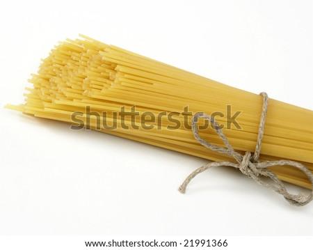 Spaghetti-bundle