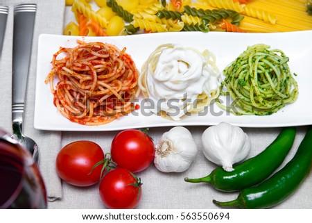 Spaghetti for all #563550694