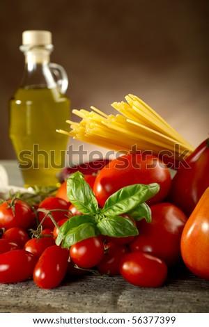 spaghetti ingredients