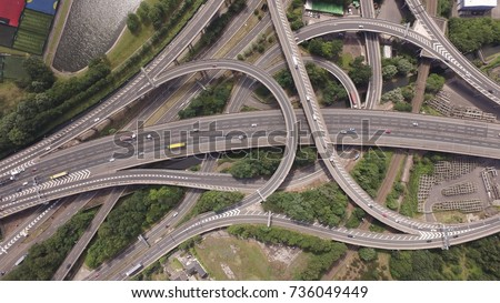 Spaghetti Junction Birmingham