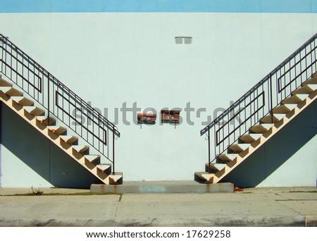 SPair of Stairways