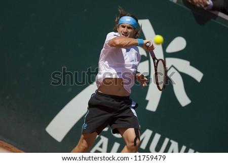 Spanish ATP Tour -Valencia City Open Tennis Championships 2008 - 2008.04.20 - David Ferrer