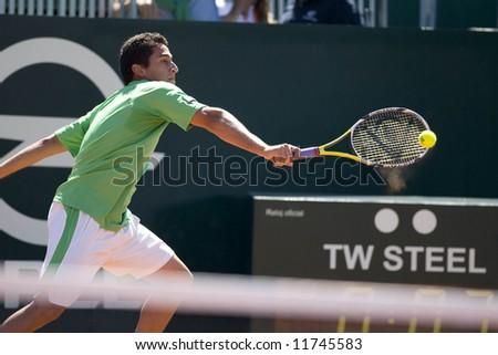Spanish ATP Tour -Valencia City Open Tennis Championships 2008 - 2008.04.20 - Nicolas Almagro