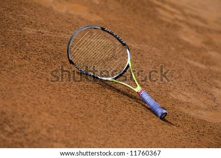 Spanish ATP Tour -Valencia City Open Tennis Championships 2008 - 2008.04.20 - racket