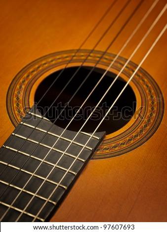 Spanish Guitar Background