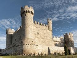 Spanish medieval castle