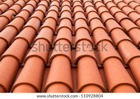 Spanish Tiles for roof #510928804