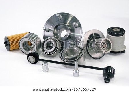 Spare parts for passenger car