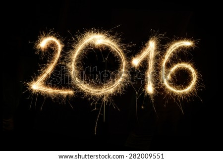 Sparkler 2016 #282009551