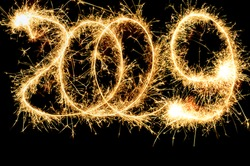Sparkler 2009 number